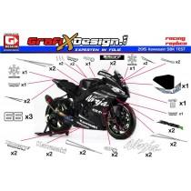 2015 Kit Kawasaki SBK Test