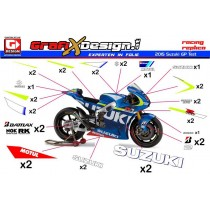 2015 Kit Suzuki GP Test