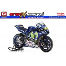 2015 Kit Yamaha GP Movistar