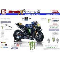 2019 Kit Yamaha GP Monster